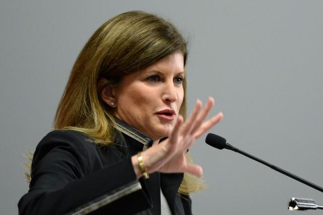 La ministre fédérale de la Santé, Rona Ambrose.... (Photo Sean Kilpatrick, archives La Presse Canadienne)