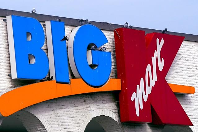 Kmart, qui a un réseau de 1200 magasins... (Photo Archives AFP)