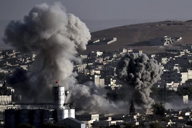 L'émissaire spécial de l'ONU pour la Syrie, Staffan... (PHOTO ARIS MESSINIS, AFP)
