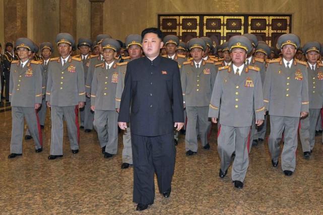 Une semaine plus tôt, les deux Corées avaient... (PHOTO ARCHIVES AFP)