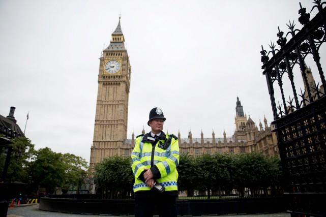 La Grande-Bretagne a relevé fin août de «substantiel»... (PHOTO MATT DUNHAM, AP)