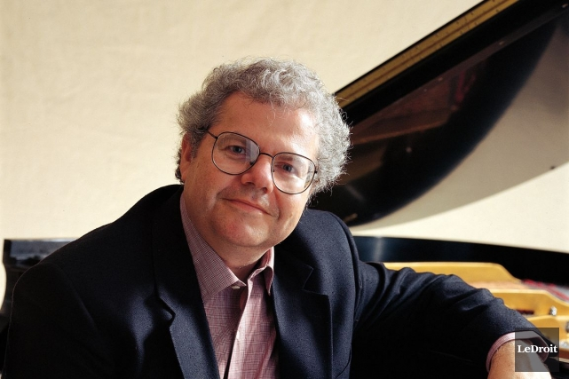 Le soliste Emanuel Ax.... (Archives, LeDroit)