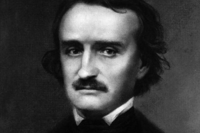 Edgar Allan Poe.... (Photo Archives AP)