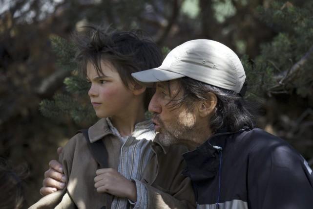 Le réalisateur Christian Duguay est époustouflé par le... (Photo fournie par Les Films Séville)