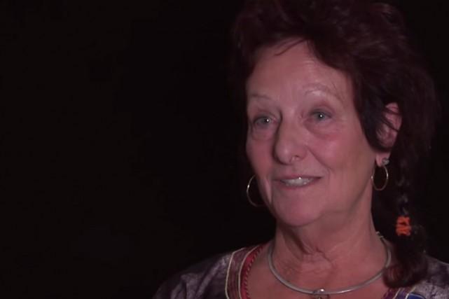 Reine Lebel est psychologue pour Médecins sans frontières.... (Photo tirée d'une vidéo de Médecins sans frontières)
