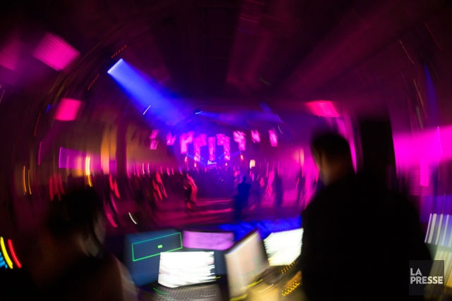 L'événement principal du 24e Festival Black and Blue prend son envol... (PHOTO IVANOH DEMERS, ARCHIVES LA PRESSE)