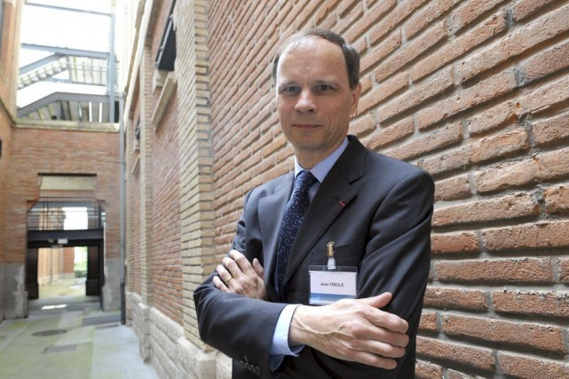 Jean Tirole... (PHOTO ERIC CABANIS, AFP)