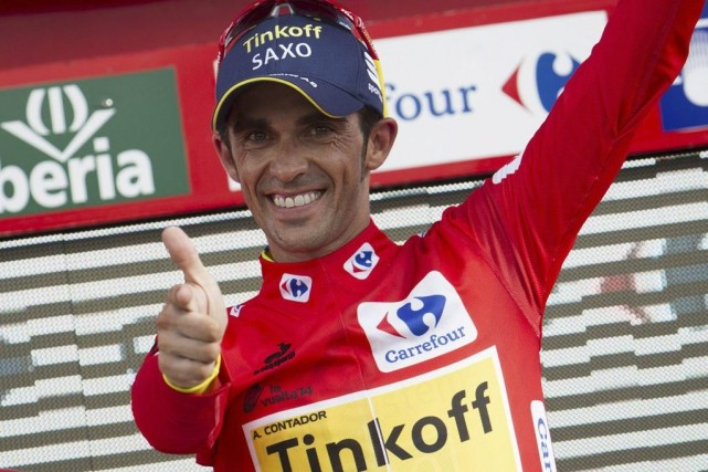 En proposant à Alberto Contador (photo) et à... (PHOTO JAIME REINA, ARCHIVES AFP)