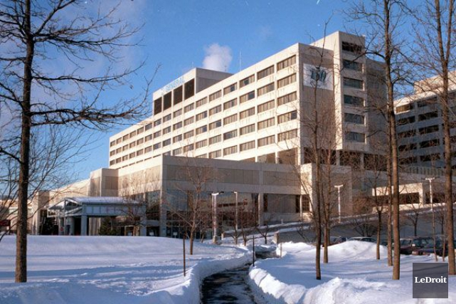 Hôpital d'Ottawa... (Archives, LeDroit)