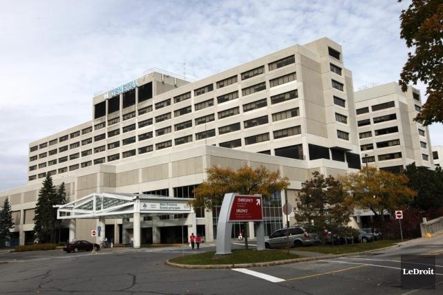 La Fondation de l'Hôpital d'Ottawa a lancé en grande pompe hier la campagne de... (Simon Séguin-Bertrand, LeDroit)