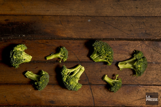 Une molécule retrouvée dans des aliments comme le brocoli, le chou-fleur et le... (PHOTO DAVID BOILY, ARCHIVES LA PRESSE)