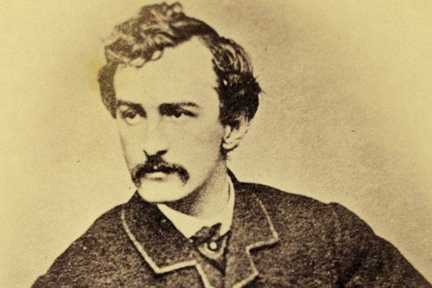 John Wilkes Booth a assassiné le président américain Abraham... (PHOTO AP/PC)