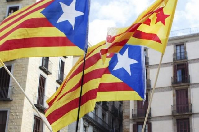 Jalouse de sa culture et de sa langue,... (Photo Jordi Borras, AP)