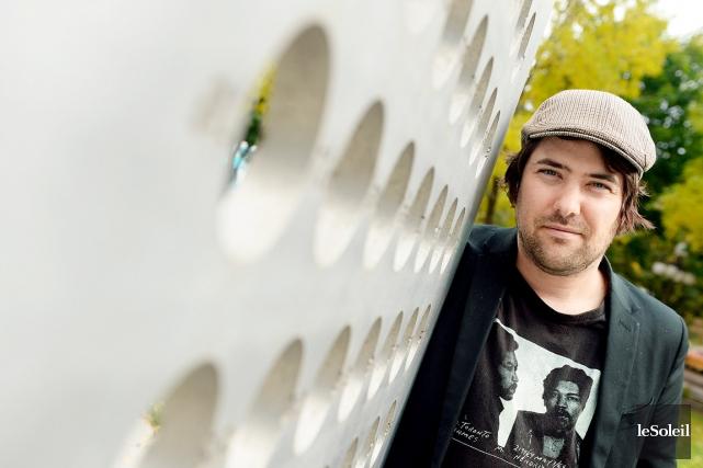 Julien Martre (photo), de Québec, et son acolyte... (Le Soleil, Erick Labbé)