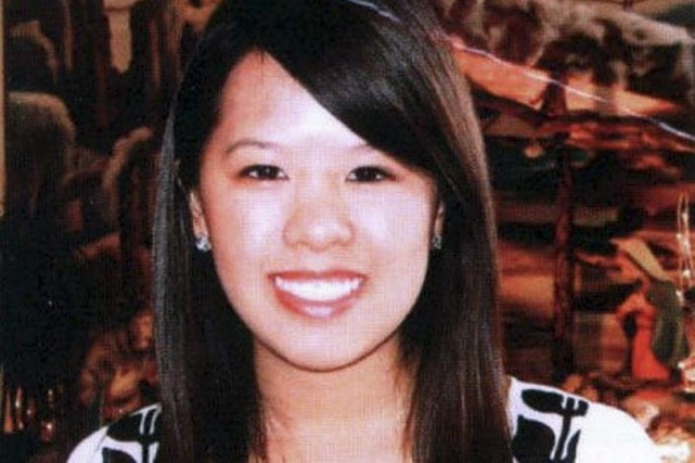 Nina Pham en 2010.... (Photo: AP)