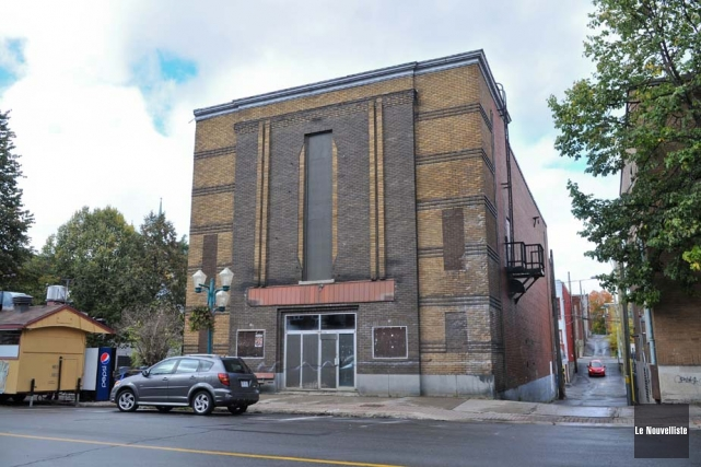 L'ancien cinéma Roxy peut bien avoir une bonne... (Photo: Émilie O'Connor, Le Nouvelliste)