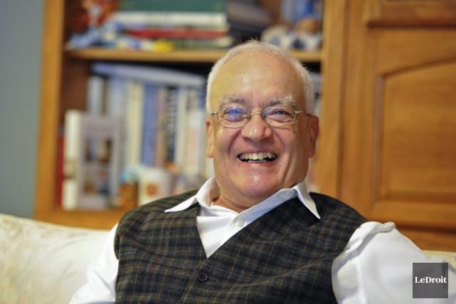 Le plus grand bonheur, pour Jean Mohsen Fahmy,... (Martin Roy, LeDroit)