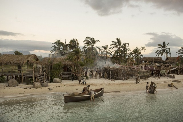 Une scène de la série Black Sails, tournée... (Photo fournie par Starz Entertainment)