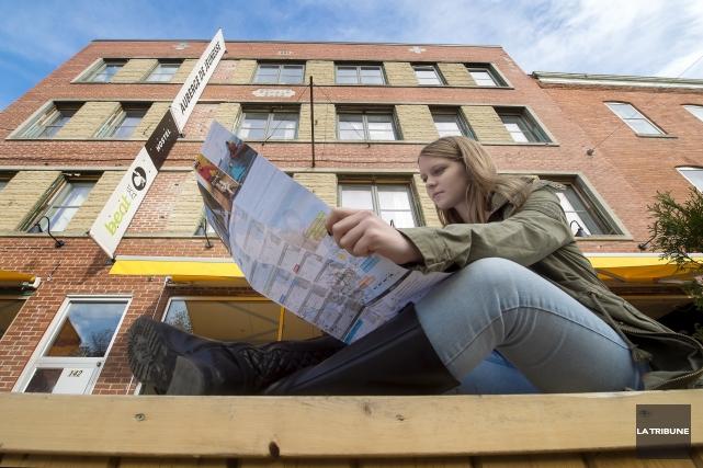 L'auberge de jeunesse Ecobeat lance un cri du coeur à la Ville et aux... (Imacom, Jocelyn Riendeau)