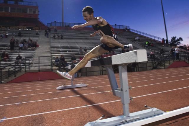 L'olympien Alex Genest est prêt à rebondir après... (Photo fournie par Dean Palmer)