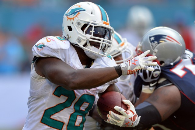 Knowshon Moreno... (Photo Steve Mitchell, USA Today Sports)