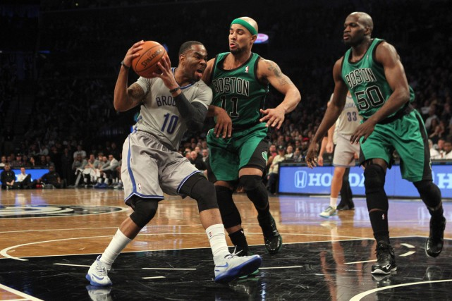 Les Nets de Brooklyn et les Celtics de Boston disputeront un match préparatoire... (Photo Brad Penner, archives USA Today Sports)