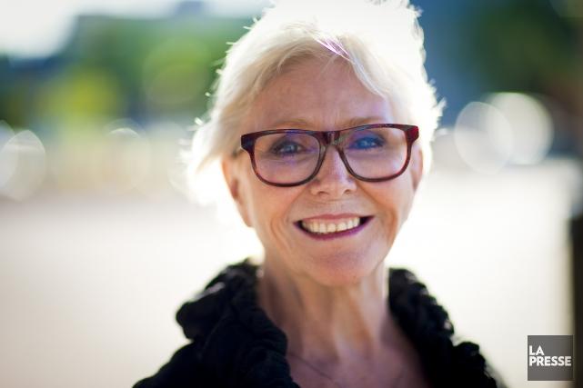 Renée Martel... (Archives, La Presse)