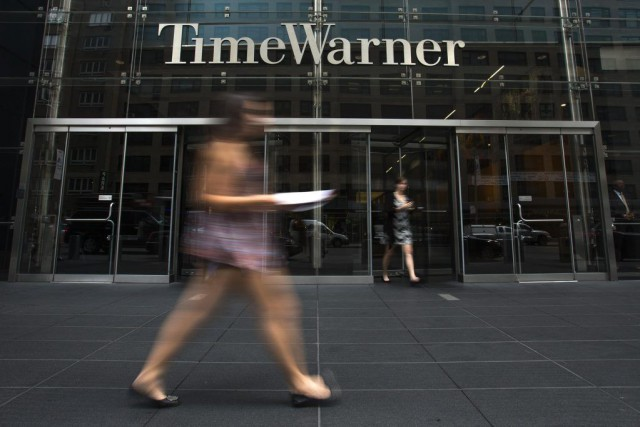 Le PDG de Time Warnerdoit toujours convaincre qu'il... (PHOTO ADREES LATIF, ARCHIVES REUTERS)