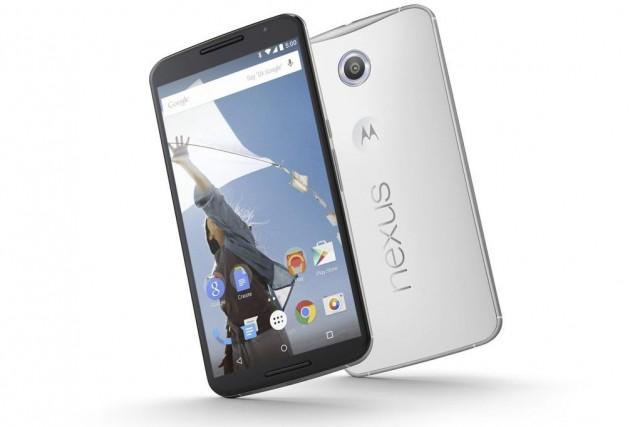 Le nouveau téléphone intelligent Nexus6 devient le plus... (Photo Google, AP)
