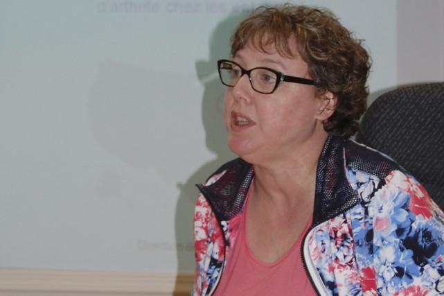 Dre Patricia Hudson est responsable en maladies infectieuses... (photo fournie par l'Agence de la santé et des services sociaux de la Montérégie)