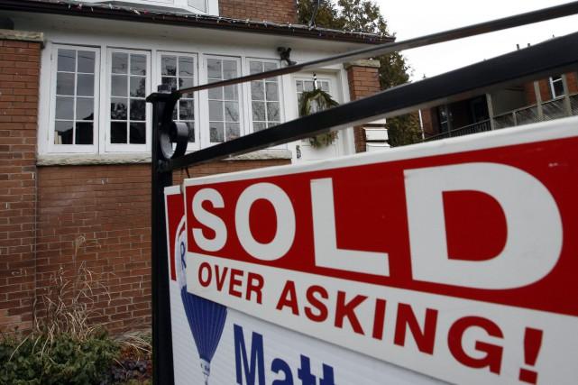 Les prix des habitations ont avancé de 0,9%... (Photo Mike Cassese, archives Reuters)