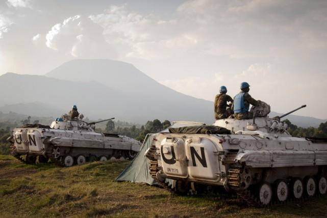 La Société civile du Nord-Kivu dénonce depuis plusieurs... (PHOTO MICHELE SIBILONI, ARCHIVES AFP)