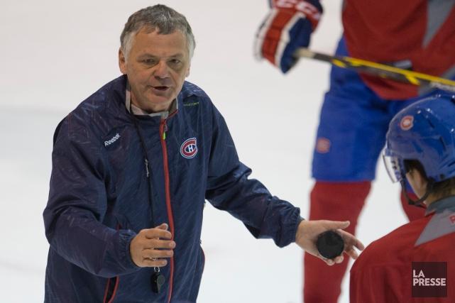 Au cours des prochains jours, Clément Jodoin aura... (François Roy, La Presse)