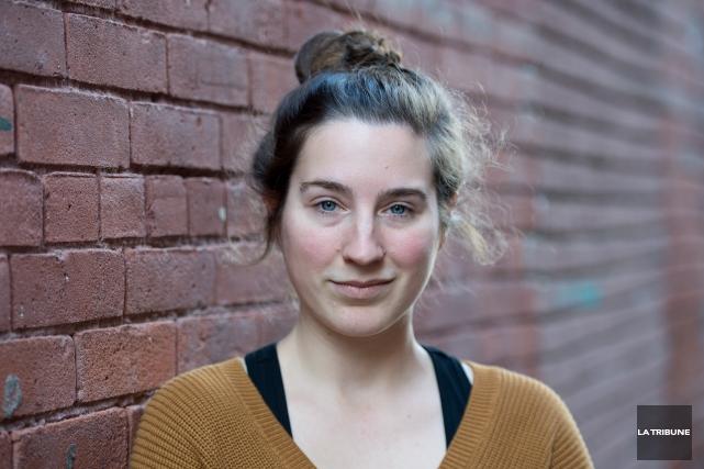 Sophie Jeukens, directrice artistique du festival Les Jours... (Imacom, Claude Poulin)