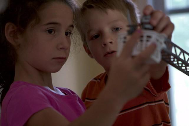 Une pilule, une petite granule... (Photo: fournie par Télé-Québec)