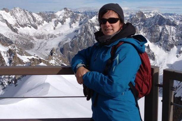 Geneviève Adam, 33 ans, de Québec, s'est retrouvée... (Photo tirée de Facebook)