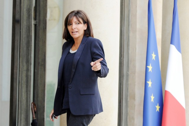 Pour la mairesse de Paris Anne Hidalgo, «si le... (PHOTO STÉPHANE DE SAKUTIN, ARCHIVES AFP)