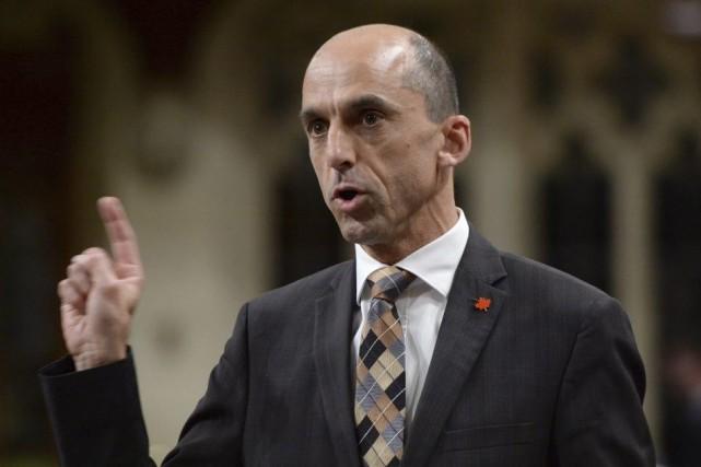 « Les menaces pour la sécurité du Canada... (PHOTO SEAN KILPATRICK, LA PRESSE CANADIENNE)