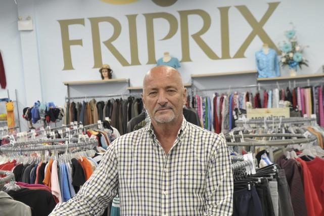 Le directeur de Friprix, Roch Tardif, estime que... ((Courtoisie))