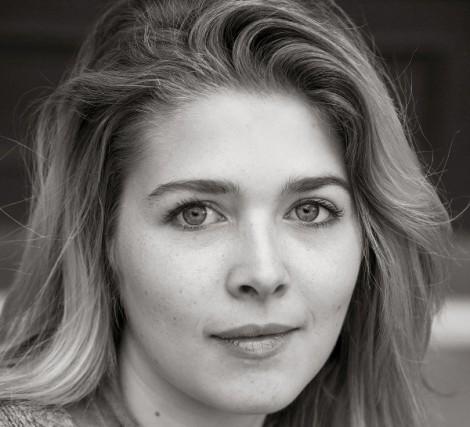 Mikella Nicol fait paraître un premier roman, Les... (Courtoisie, Marie-Claude Lapointe)