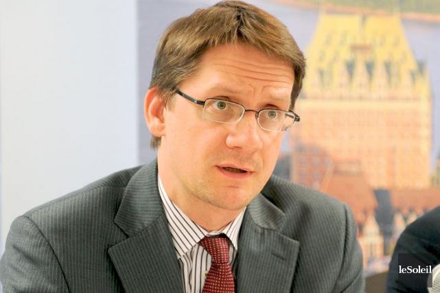 Le député péquiste Sylvain Gaudreault.... (Photothèque Le Soleil, Erick Labbé)