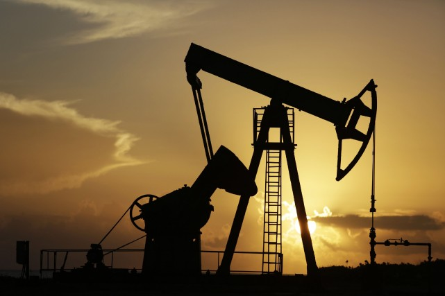 Les cours du pétrole coté à New York ont rebondi jeudi, à l'issue d'une séance... (Photo archives Reuters)