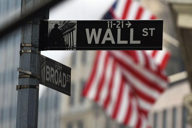Le gendarme américain des marchés boursiers, la SEC, a sanctionné pour la... (Photo archives AFP)