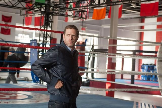Luc Prégent (Jean-Nicolas Verreault) joue rien de moins... (Photo fournie par TVA)