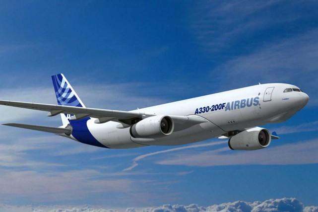 Un Airbus A330.... (Photo AFP)