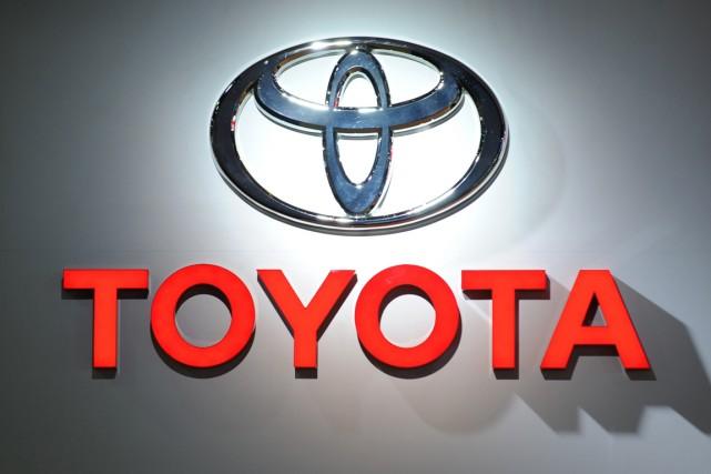 Ces bizarres rumeurs au sujet d'une Toyota volante refusent de mourir. Le... (Photo Stan Honda, AFP)
