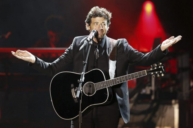 Patrick Bruel en spectacle au Monte Carlo Summer... (Archives AFP)