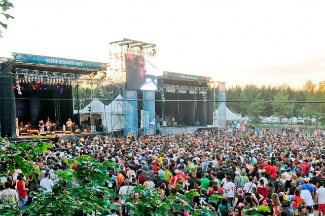 Woodstock en Beauce... (Photo fournie par Woodstock en Beauce)