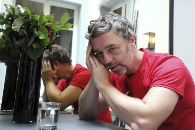 Baxter Dury, fils du rocker britannique Ian Dury décédé en 2000, s'est fait un... (Photo: AFP)