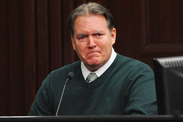 Michael Dunn, 47 ans, a été condamné à... (PHOTO BOB MACK, ARCHIVES REUTERS)